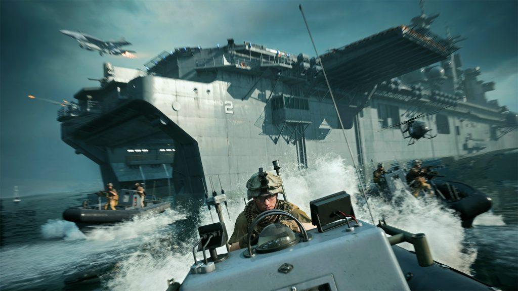 Battlefield 2042 Portal Noshahr Canals