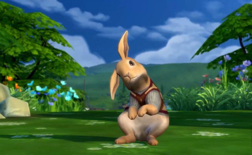 Los Sims 4 Conejos