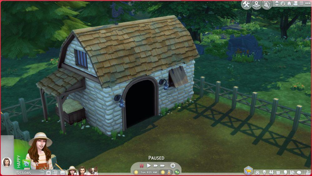 Sims 4 Comprar Llamas