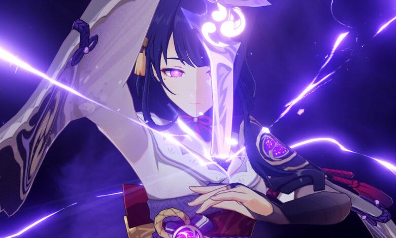 Genshin Impact: Leak muestra un nuevo personaje: Raiden Shogun puede hacer eso