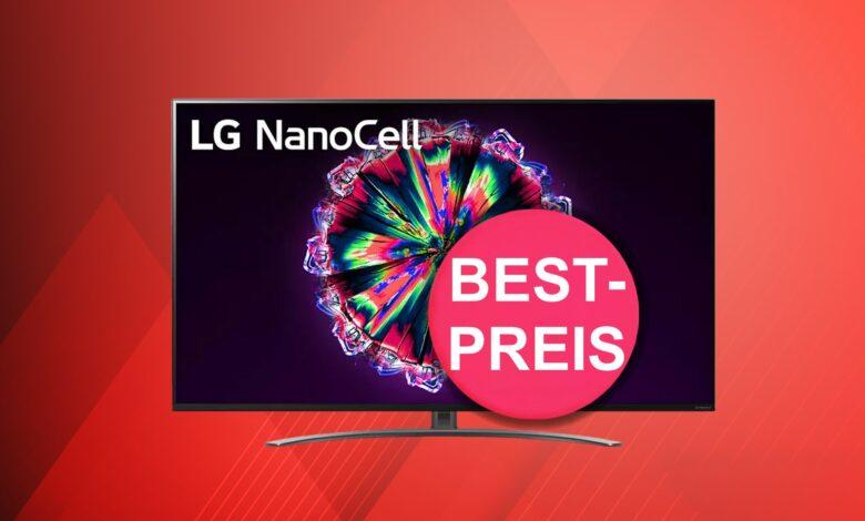 LG Nanocell TV con HDMI 2.1 y 120 Hertz al precio más bajo en OTTO