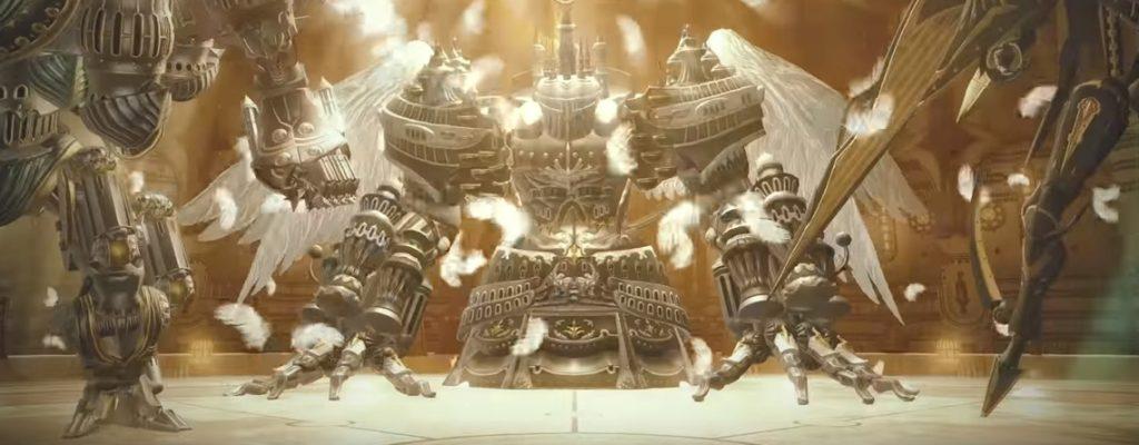 final fantasy xiv alexander ultimate encabezado