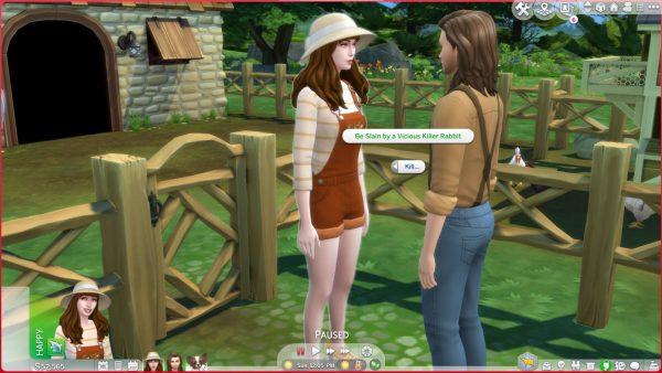 Los Sims 4 Cottage Living Death Hack