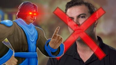 WoW reacciona: se han eliminado todas las referencias a Afrasiabi en el juego
