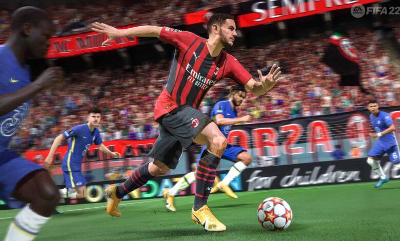 FIFA 22: Master Switch - Introdujo el entorno competitivo
