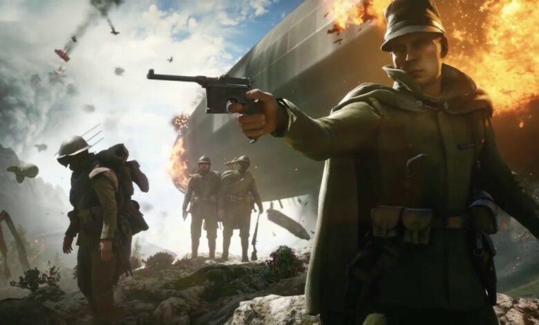 So bekommt einen Top-Weltkriegs-Shooter gerade kostenlos auf dem PC