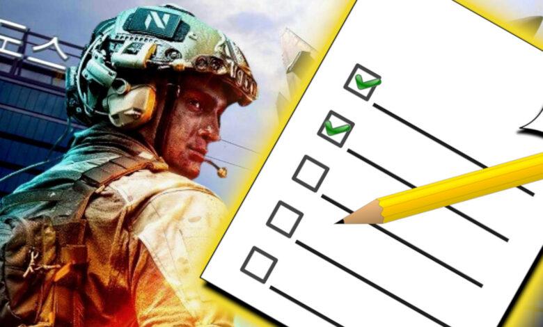 """Battlefield 2042: """"Hacer un mapa nuevo lleva de 6 a 12 meses"""" - 10 datos interesantes"""