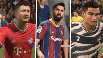 Calificaciones de FIFA 22: estos podrían ser los 10 mejores jugadores