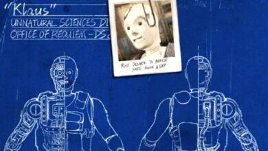 CoD Cold War: aquí puedes encontrar todas las partes de Klaus: el útil robot asesino de Wall of the Dead