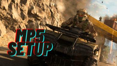 """CoD Warzone: Experto muestra una sólida configuración del MP5 """"Guerra Fría"""", que incluso destroza vehículos."""