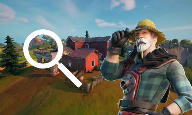 Desafío de la semana 4 de Fortnite: para que puedas encontrar las pistas en la granja