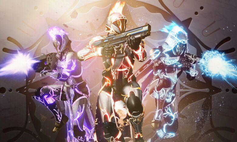 """Destiny 2: reinicio semanal el 6 de julio. - Hoy con solsticio, incursión dura y """"nuevas"""" armas"""