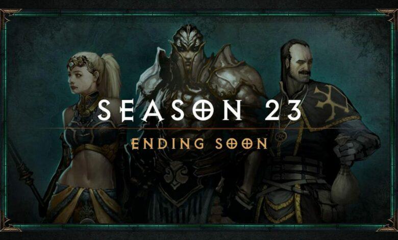 Diablo 3: Fin de la temporada 23 conocido: ¿cómo y cuándo continuará la temporada 24?