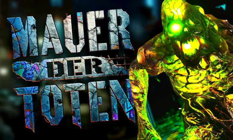 """En Call of Duty, los zombies atacan Berlín: nueva información sobre el """"Muro de los muertos"""" y el arma maravillosa"""