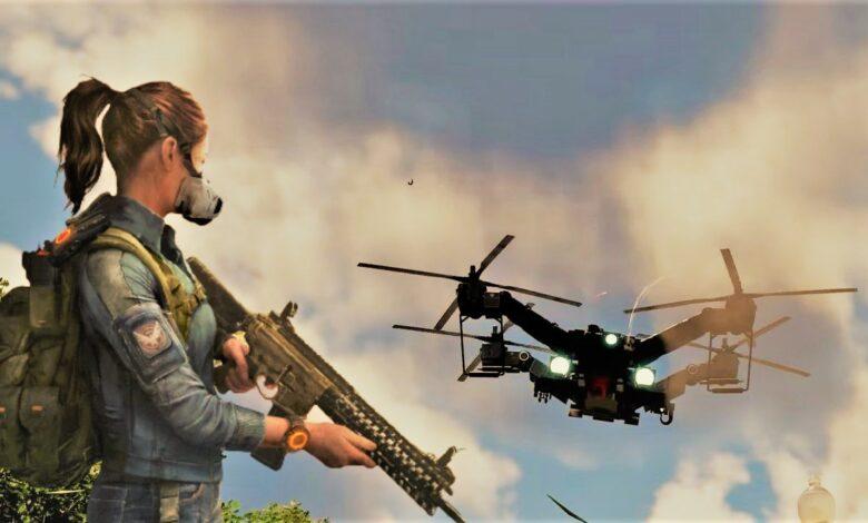 En The Division 2, los drones tenían tantos micrófonos que podían romper el juego.
