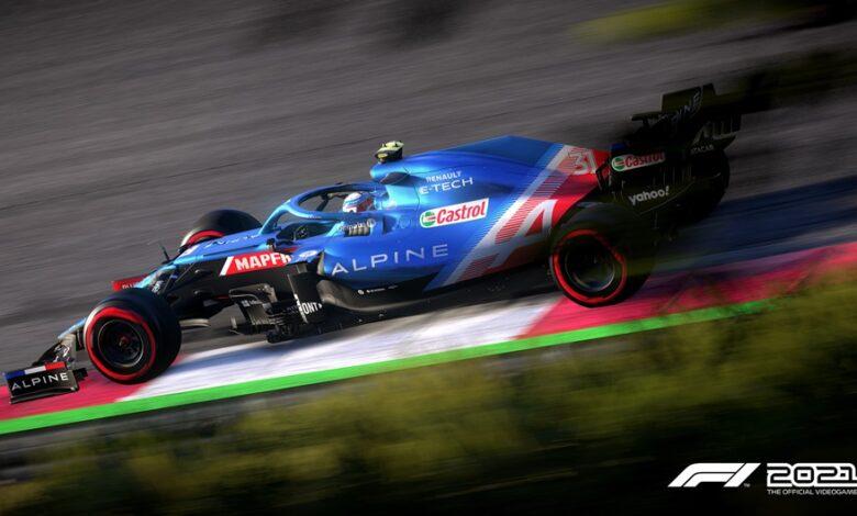 F1 2021 - Problema de pantalla negra - Cómo solucionarlo