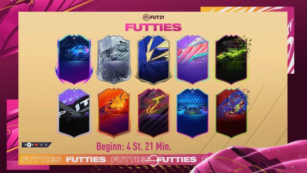 Futties FIFA 21
