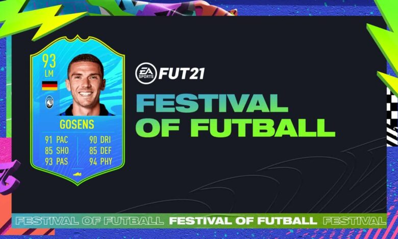 FIFA 21: Goles Robin Gosens Jugador Nacional - Festival Of FUTball