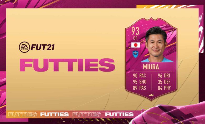 FIFA 21: Kazuyoshi Miura FUTTIES SBC - Descubre los requisitos y las soluciones