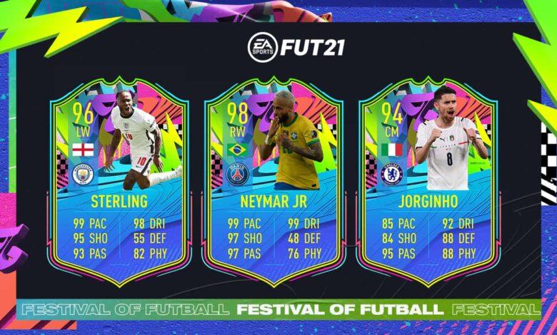 FIFA 21: Prediction Summer Stars 2 - Festival Of FUTBall
