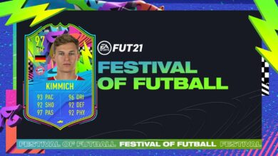 FIFA 21: SBC Joshua Kimmich Summer Stars - Festival Of FUTball