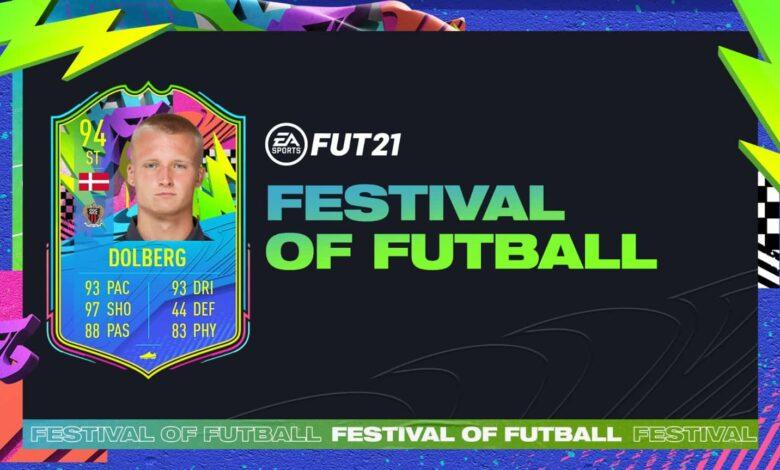 FIFA 21: SBC Kasper Dolberg Summer Stars - Festival de FUTball