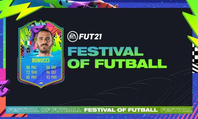 FIFA 21: SBC Leonardo Bonucci Summer Stars - Festival Of FUTball