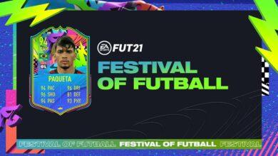 FIFA 21: SBC Lucas Paqueta Summer Stars - Festival Of FUTball