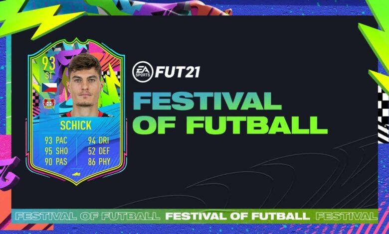 FIFA 21: SBC Patrik Schick Summer Stars - Festival Of FUTball