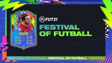 FIFA 21: SBC Xherdan Shaqiri Summer Stars - Festival Of FUTball