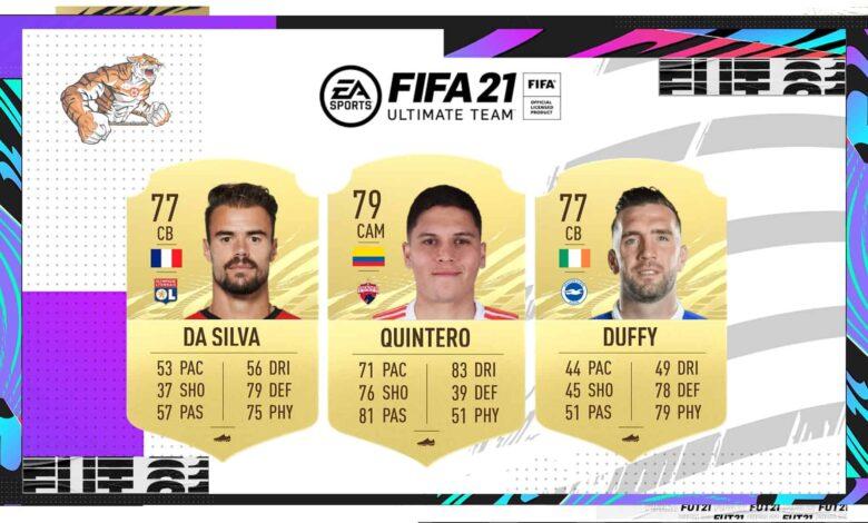 FIFA 21: actualización de transferencias de verano N ° 1