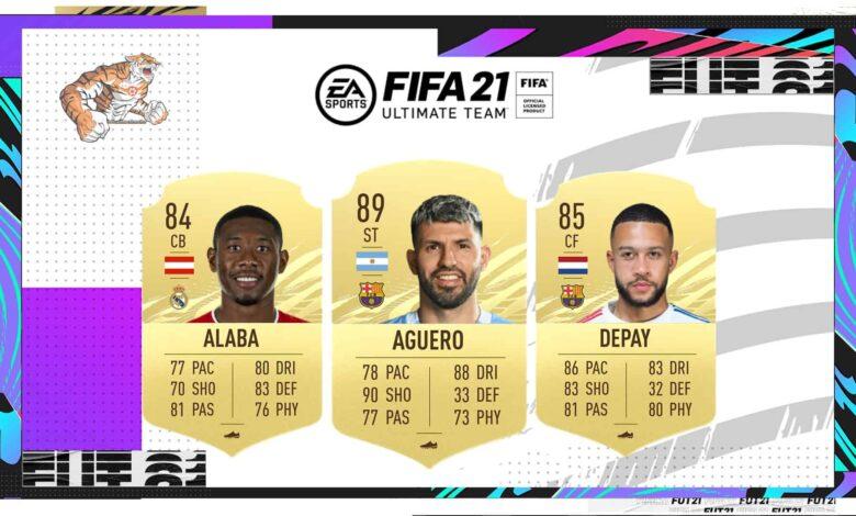 FIFA 21: actualización de transferencias de verano N ° 2