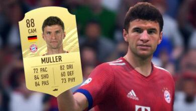 FIFA 22 - Clasificaciones del Bayern: predicciones sobre los jugadores del FC Bayern