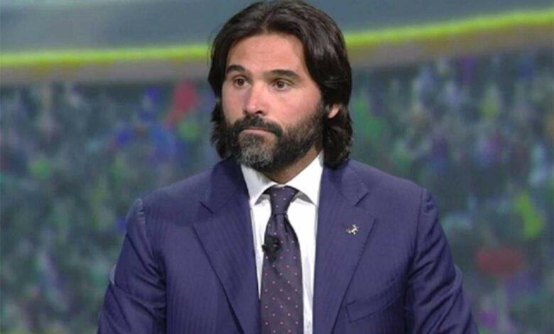 FIFA 22: Lele Adani será el nuevo comentarista técnico