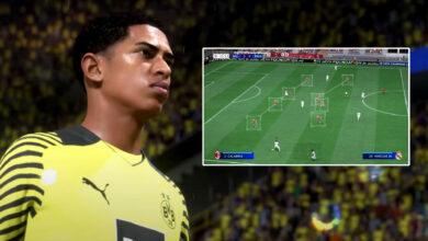 FIFA 22: New Gameplay Trailer muestra cómo son las innovaciones más importantes