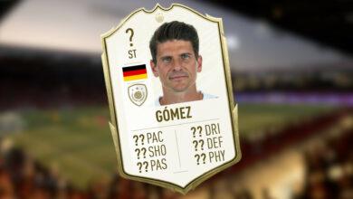 FIFA 22: Nuevas cartas de iconos filtradas - ¿Estará Mario Gomez allí?