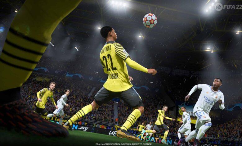 FIFA 22: Live Tuning Update 1 viene - Nuevos cambios en Precision Shot