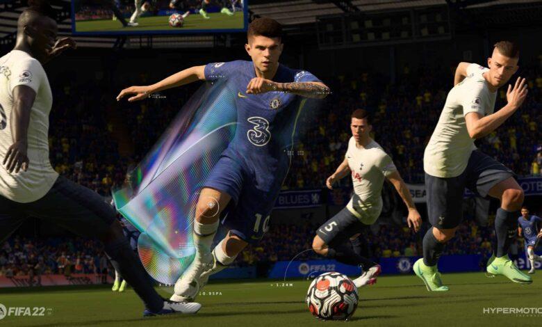 FIFA 22: pedidos anticipados disponibles en Amazon