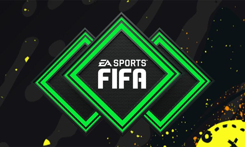 FIFA 22: precios oficiales de los puntos FUT Fifa