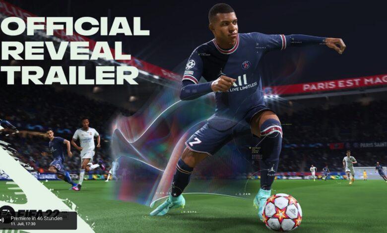 FIFA 22 presentado con tráiler: la nueva tecnología para PS5 y Xbox Series X debería cambiarlo todo