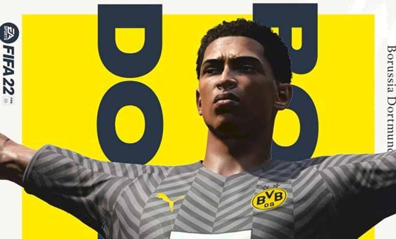 FIFA 22: se revela el uniforme de visitante del Borussia Dortmund para la temporada 2021/22