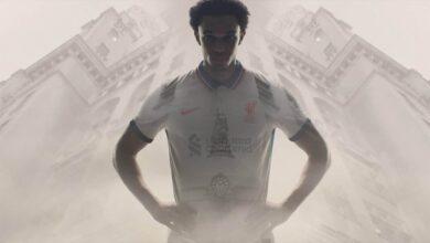 FIFA 22: se revela el uniforme de visitante del Liverpool para la temporada 2021/22