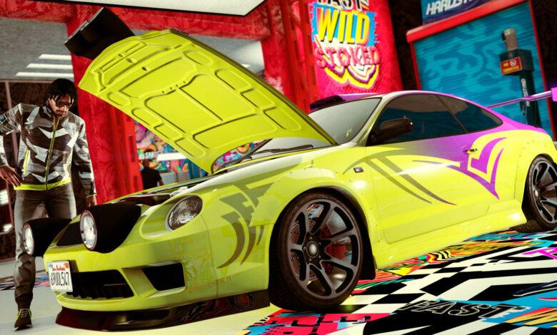 GTA Online: los 7 autos inéditos de la actualización del sintonizador y sus precios