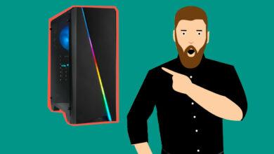 """Gamer construye una """"PC sorprendentemente buena"""" por 300 €, pero está haciendo un poco de trampa"""