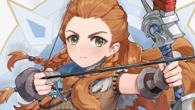 Genshin Impact te da un personaje de 5 estrellas: así es como obtienes a Aloy de Horizon: Zero Dawn