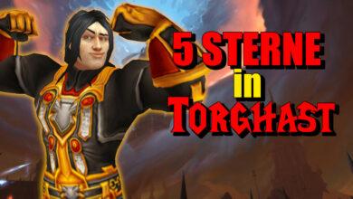 Guía WoW: Cómo conseguir 5 estrellas y más de 200 puntos en Torghast