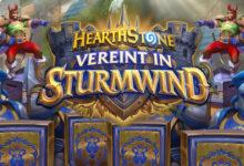 """Hearthstone: las 135 cartas nuevas de """"United In Stormwind"""""""