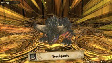 La mejor manera de cultivar huevos Nergigante en Monster Hunter Stories 2