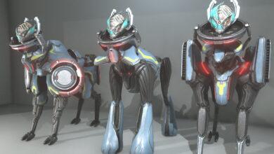 La nueva actualización de Warframe trae a tu archienemigo personal y ella tiene perros alienígenas asesinos