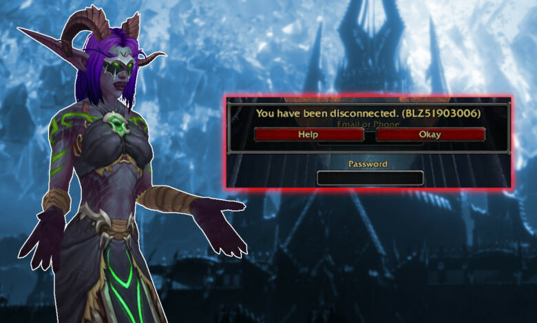 Los cazadores de demonios en WoW están molestos por un error que los identifica como tramposos